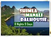 Manali tour package   kullu manali honeymoon package