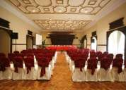 Best reception halls in hyderabad to celebrate functions