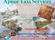 Ajmer to jodhpur taxi , taxi ajmer to jaipur, taxi ajmer to udaipur