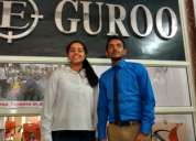 Eguroo the best spoken english language class in saket delhi