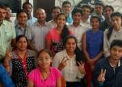 Eguroo english class in saket delhi
