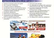 Iso certification at just rs.9999/- only