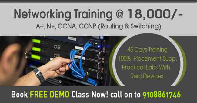 Best Computer Networking Training Institute and placement in Bangalore