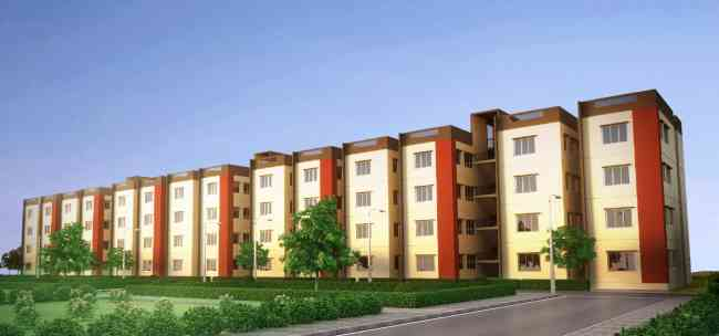 2 BHK Apartments / Flats near RS Puram | Garden City