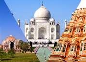 Experimente las culturas de la india con incredible north india tours with travelastu