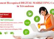 Govt approved training in digital marketing