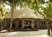 Best swiss cottage tents in india