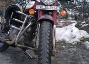 Bike rental service manali