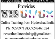 Ui development online training in india