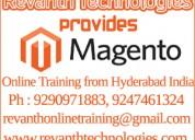 Magento online training hyderabad