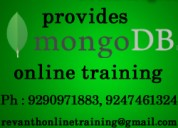 Mongodb online training from india