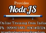 Nodejs online training from hyderabad