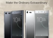 New sony xperia xz premium now initiated in poorvika mobiles