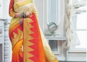 Indian wedding bridal sarees | designer silk sarees online shopping