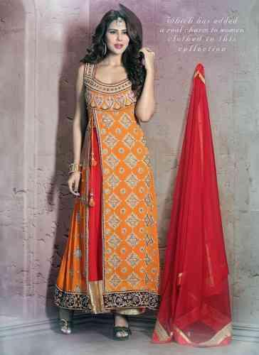 Salwar Suit online shopping India | Designer Salwar Kameez| Party wear anarkali suits