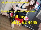 Gorgeous and romantic girl's in hyderabad
