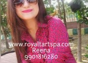 Body massage with extra service and shower at bangalore
