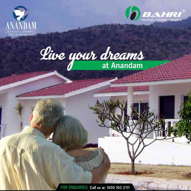 Create a Happy Retirement with Anandam