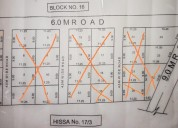 Road side 2 plots for sale in shivalli village near hebballi