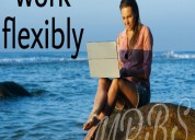 Get paid by using the internet and your skills, work from home jobs, govt rigd cmny.