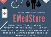 Emedstore is business mobile app & ecommerce website for any pharmacy