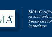Cma(certified management accountant) online training