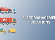 Fleet management solutions for fleet businesses