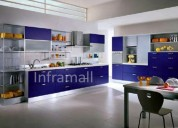 Kitchen accessories & cupboard works ernakulam kerala inframall