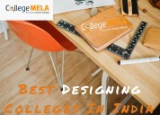 List of best designing colleges in india - collegemela
