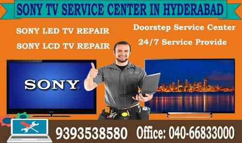 Sony TV Service Center in Hyderabad Secunderabad
