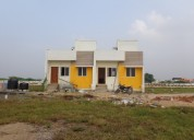 20 mins drive from poonamallee. 100% loan dtcp plots