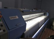 Flex printing machine rodin 512 i
