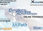 Robotic process automation online training