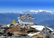 Travel to chopta hill station with visit uttrakhand unit of uttarakhand holidays