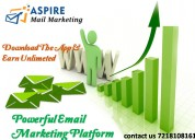 Powerful email marketing platform