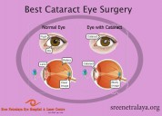 Cataract eye surgery | cataract surgeries in dilsukhnagar |