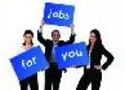 Home based online jobs,