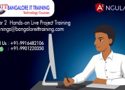 Angular 2 training in bangalore