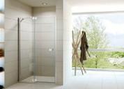 Custom, glass shower enclosures, shower doors, cubicles