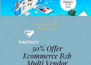 50% offer best multi vendor ecommerce platform for startups