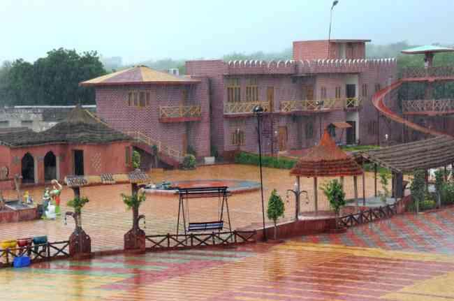 Sunrise Dream World - Village Resort, Best Village Resort Near by jaipur