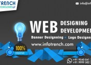 Web design & Mobile App Development company in Ind