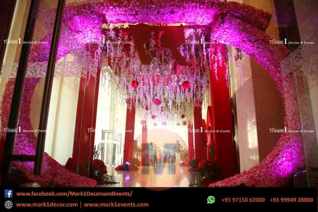 Mark1 Wedding Decor and Events, The best wedding decorators in Chennai