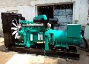Used diesel marine generators sale in kutch - india
