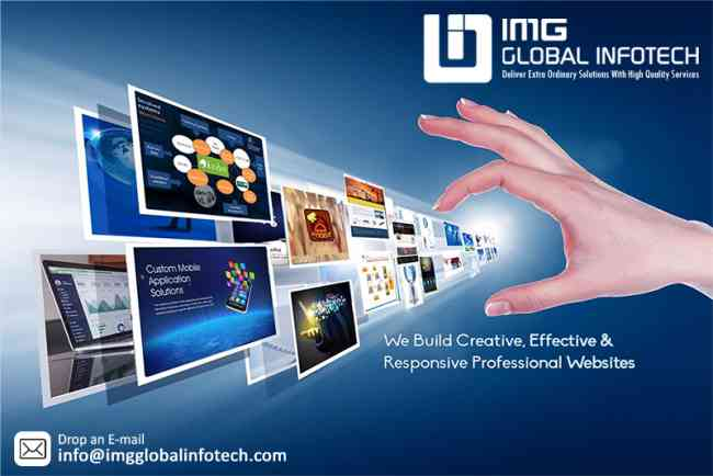 Website Development Company Jaipur - IMG Global Infotech