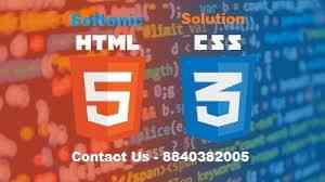 HTML,CSS Training In Delhi NCR