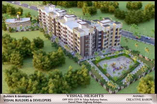 1BHK flat available in kharghar sector 37