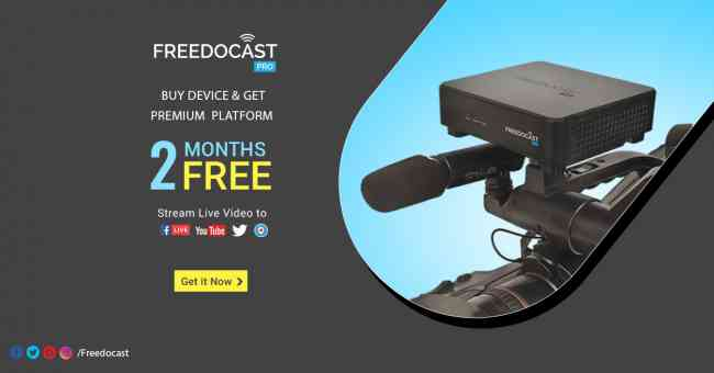 Buy Live Streaming Device To Premium Platform Free For 2 Months