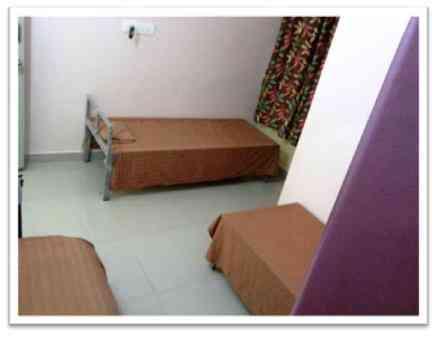 PG accommodation for Men in Nagarabhavi