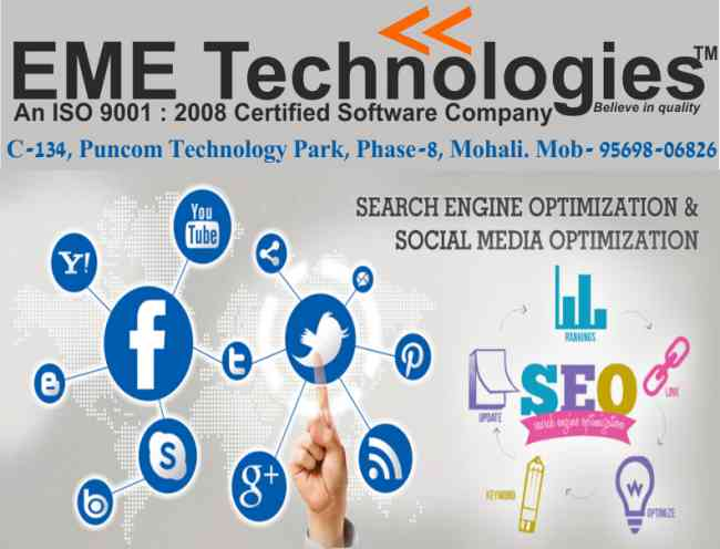 Seo Institute In Mohali